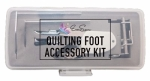 6-pc Accessory Quilting Foot Kit Low Shank by EverSewn
