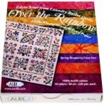 Aurifil Edyta Sitar Over the Rainbow 50wt Cotton Thread Collection 10 Colors