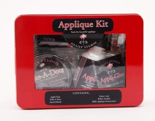Applique kit by jillily studio 787791777976 quilting notions
