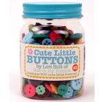 Cute Little Buttons Jar 2 by Lori Holt of Bee in my Bonnet