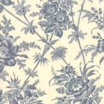 MODA FABRICS - Holly Woods - Snow Sky - #2652-