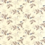 MODA FABRICS - Holly Woods -  Snow Sky - #2653-