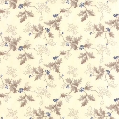 MODA FABRICS - Holly Woods -  Snow Sky - #2653-