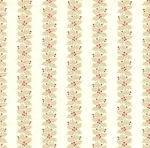MODA FABRICS - Holly Woods- Snow Berry