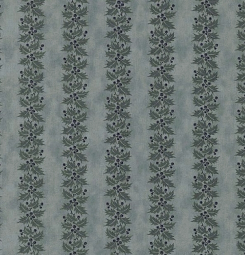 MODA FABRICS - Holly Woods - Sky - #2643-