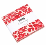 Cinnaberry Charm Pack by 3 Sisters Moda Precuts