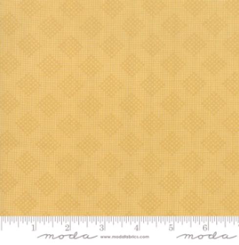 MODA FABRICS - Memoirs - Gold - #3433-