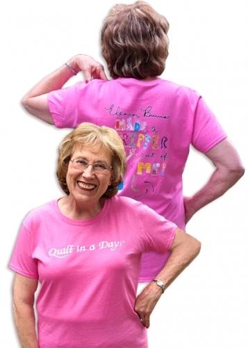 Pink Azalea Eleanor Burns Made a Stripper out of Me! T-Shirt - XXXLarge