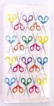 Scissors Themed Pocket Tissue