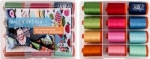 Happy Colors Aurifil Cotton Thread by Lori Holt