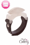 Clearance - Thread Cutterz Glow IN THE DARK Ring