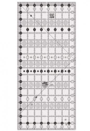 Creative Grids Quilt Ruler 8.5 x 18.5 CGR818