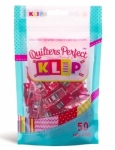 Perfect Klip - RED 50 ct Klipit