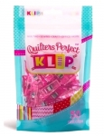 Perfect Klip - PINK 50 ct Klipit