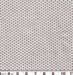 STOF FABRICS- Mix Melange - Flowers - Light Grey