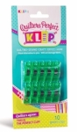 Perfect Klip - GREEN 10 ct Klipit