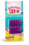 Perfect Klip - PURPLE 10 ct Klipit