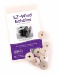 EZ-Wind Slotted Bobbin (M class) 8 pack by Handi Quilter