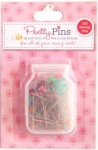 Pretty Pins - Sewing Pins by Lori Holt