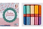 Aurifil Darlene Zimmerman 10 color 50wt