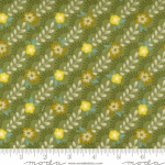 MODA FABRICS - Songbook by Fancy That Design House - Floral Stripe - Prairies Praise