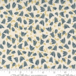 MODA FABRICS - Songbook by Fancy That Design House - Floral Tulip - Dove Wing