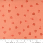 MODA FABRICS - Songbook by Fancy That Design House - Tally Toss - Hopeful Rose