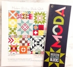 Modern Building Blocks Quilt Pattern by Moda