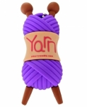USB 4GB - Purple Yarn Skein by SmartNeedle