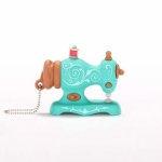 USB 2GB - Aqua Antique Sewing Machine by SmartNeedle