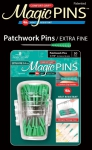 Tailor Mate Extra Fine Patchwork Magic Pins 50 pieces