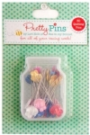 Pretty Pins - Quilting Pins by Lori Holt