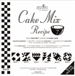 Miss Rosie's Quilt Co - Cake Mix Recipe 7