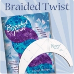 Braided Twist Packet by Phillips Fiber Art