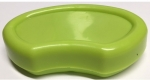 Allary Lime Magnetic Pin Caddy