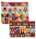 Scrap Quilt Secrets Eco Pouch Set of 2
