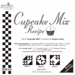 Miss Rosie's Quilt Co - Cupcake Mix Recipe 1