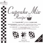 Miss Rosie's Quilt Co - Cupcake Mix Recipe 4