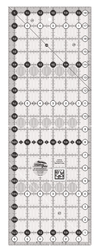 Creative Grids Quilt Ruler 6-1/2in x 18-1/2in CGR18 743285000081 ... : creative grid quilting rulers - Adamdwight.com