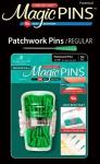 Magic Pins - Patchwork Regular In Designer Case 50 pins by Taylor Seville