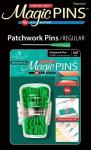 Magic Pins - Patchwork Regular In Designer Case 100 pins by Taylor Seville