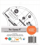 Clammy 6in Template by Latifah Saafir