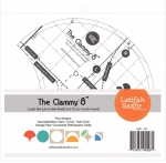 Clammy 8in Template by Latifah Saafir