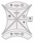 Creative Grids Double Wedding Ring Templates CGRDWR