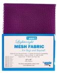 Lightweight Mesh Fabric Tahiti 18x54in
