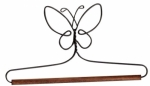 7.5 inch Butterfly Holder With Dowel by Ackfeld