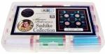 Aurifil Sharon Pederson Sashiko 12wt Cotton Thread Collection