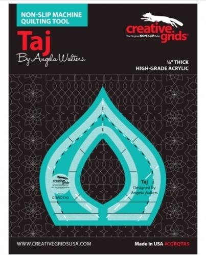 Creative Grids Machine Quilting Tool Taj Cgrqta5