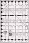 Creative Grids Quilt Ruler 8-1/2 in x 12-1/2 in  CGR812