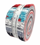 Farm Fresh Jelly Roll by Gingiber Moda Precuts